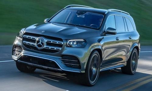 Mercedes Benz GLS  Fiverr Affiliate Program