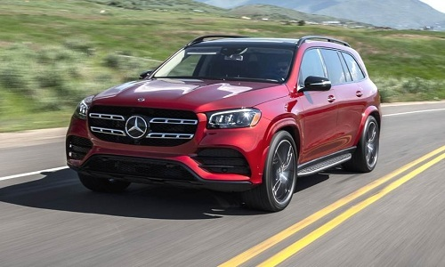 Mercedes Benz GLS by fiverr affiliate program